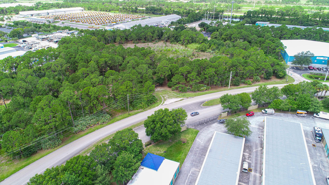 Commercial land for sale from Cantor Companies