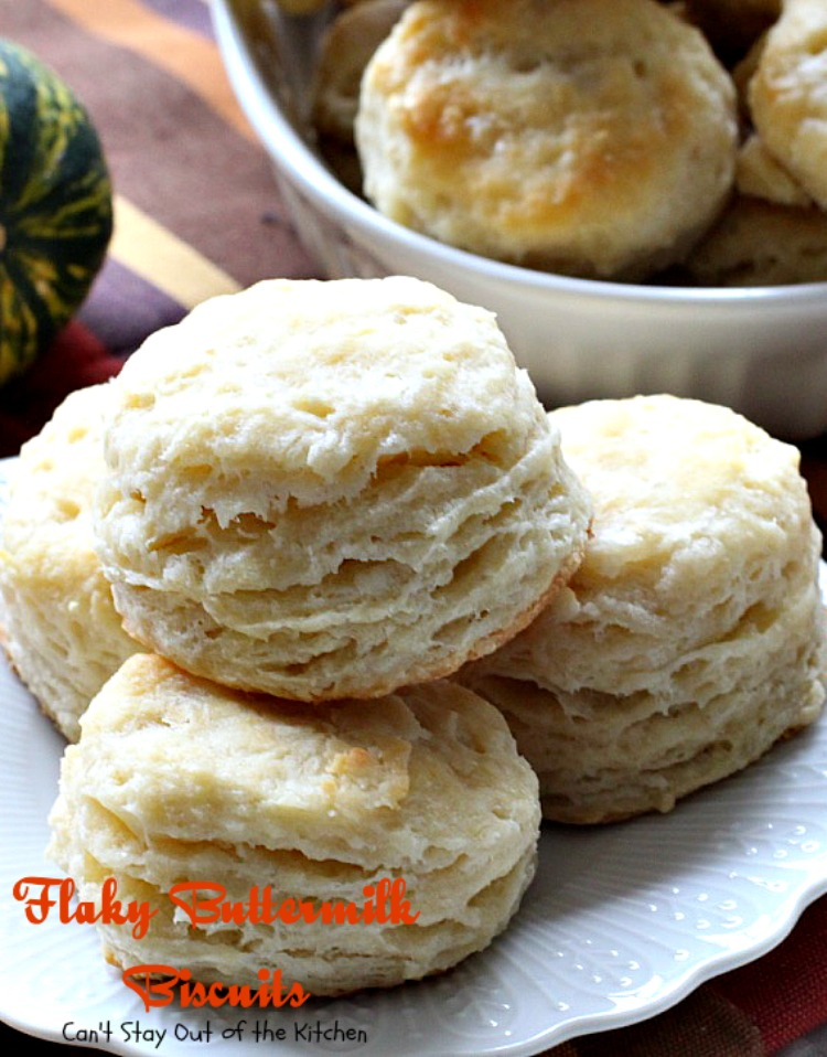 Extra Southern Flaky Biscuits Buttermilk