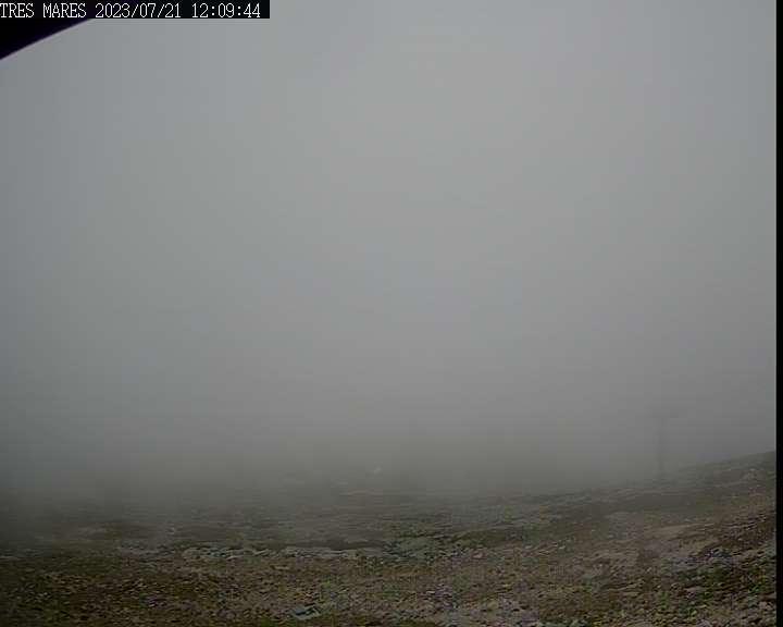 Webcam de Tres Mares en Alto Campoo -Estación de Esquí-