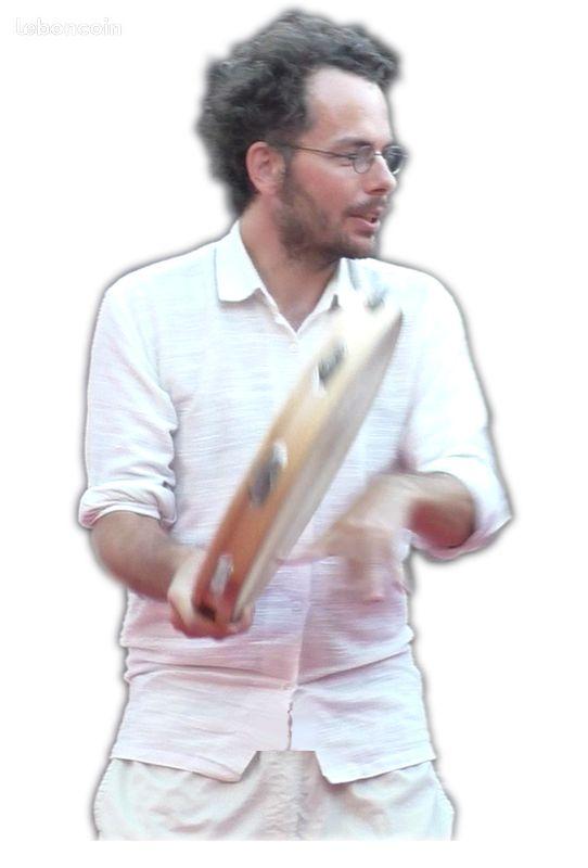 Stage Percussion - Tambours sur cadre et mouvements rythmiques @ la Nef
