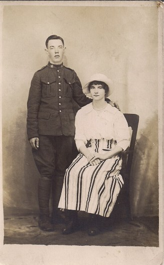 Thomas Kerr Hall and possibly his girlfriend