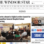 Memories abound at digital archive launch for Metropolitan General Hospital School of Nursing   Windsor Star