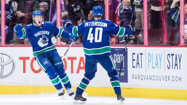 Vancouver Canucks 2019/20 Points OVER/UNDER Odds Analysis