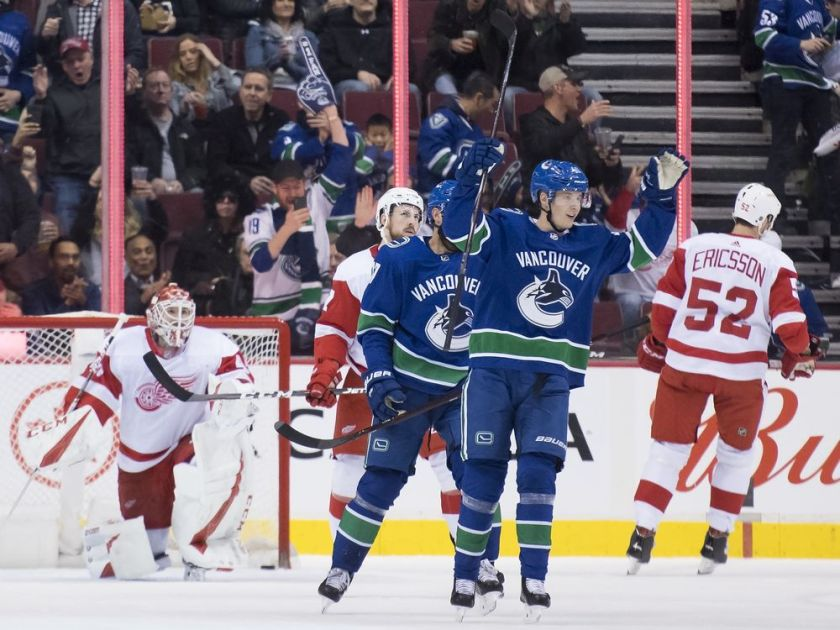 2019 Offseason Update: Vancouver Canucks Stanley Cup Odds
