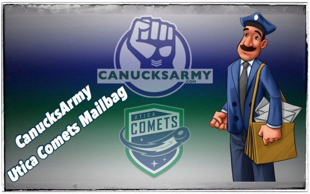 CanucksArmy Utica Comets Mailbag: Goaltending, Brogan Rafferty, & Who Decides Who Gets To Play…