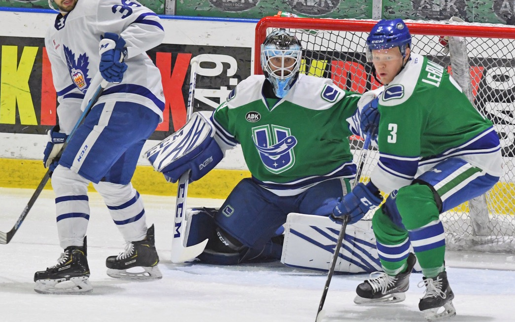 The Signings Keep Coming As Comets Bring Defenceman Stefan LeBlanc Back On One-Year AHL Deal