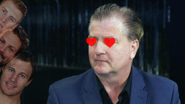 Jim Benning is obsessed with bad defencemen