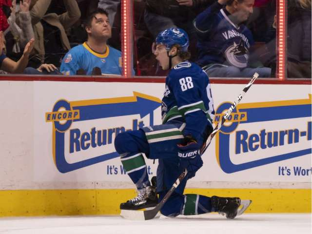 The Canucks Need Three Scoring Lines