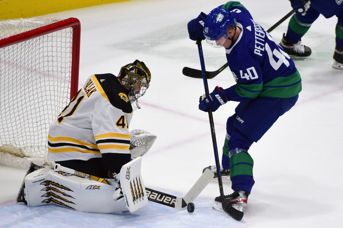 Postgame: The Canucks Get Their Revenge, Annihilate the Bruins 9-3 on Hockey Night in Canada
