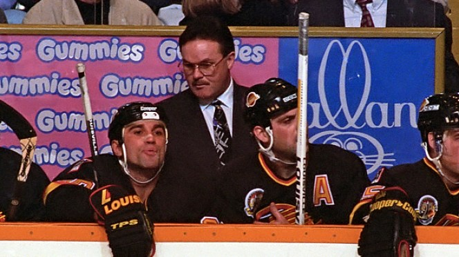 Throwback Thursday This Week In 1994 Vancouver Canucks Hire Rick Ley As Head Coach