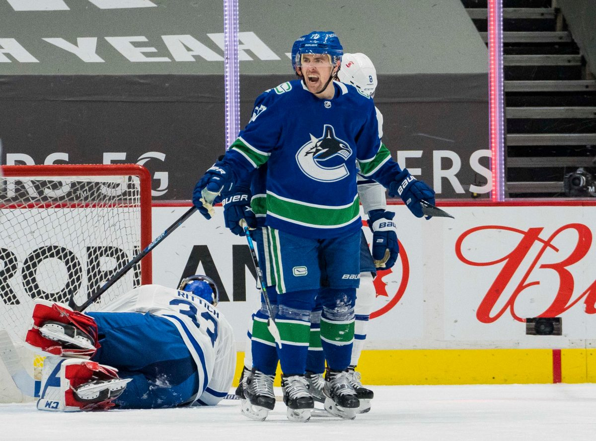 CanucksArmy Game Day: We could see Jack Rathbone and Kole Lind make their debuts tonight