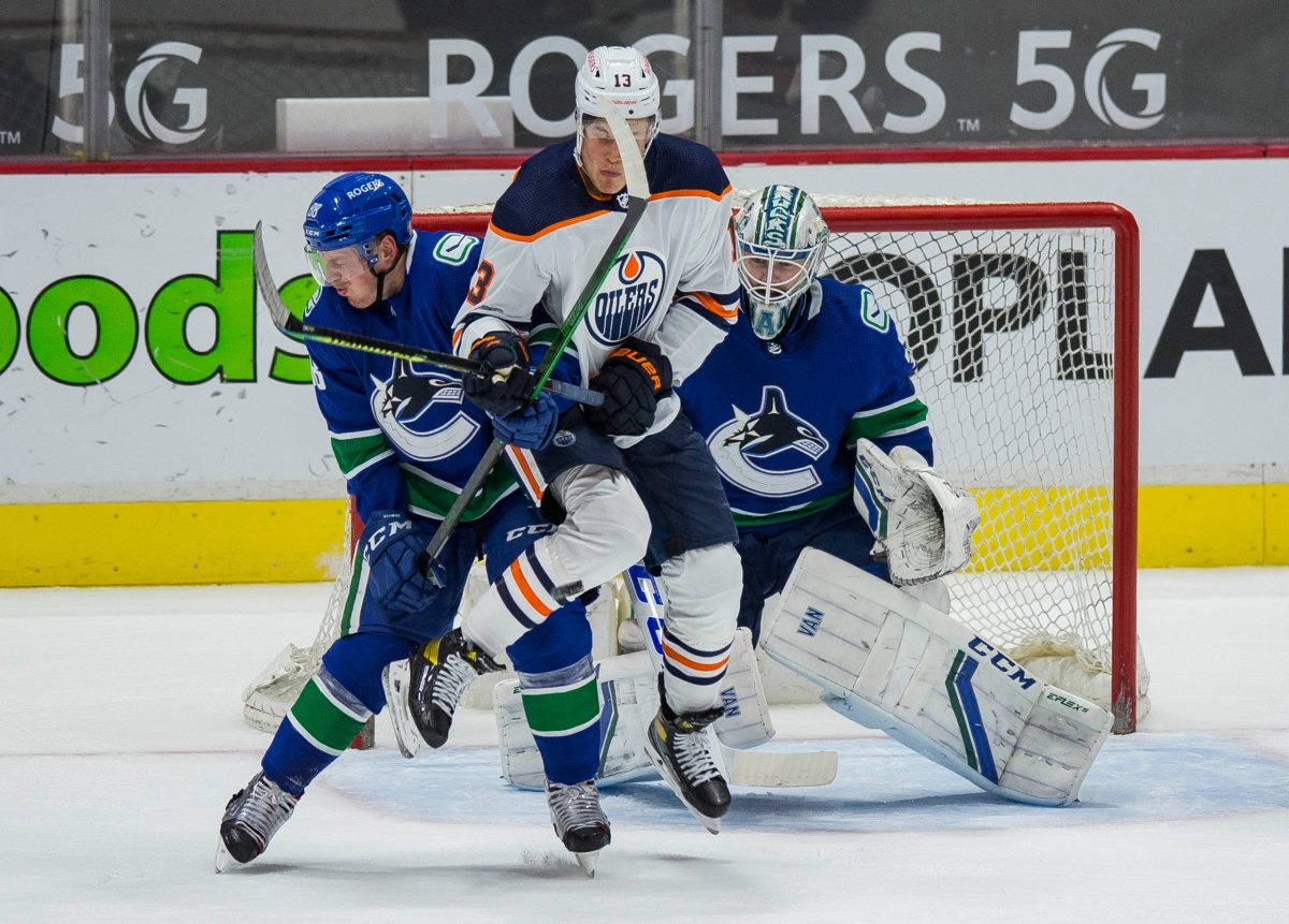 CanucksArmy Game Day: Surviving the final stretch like a boss