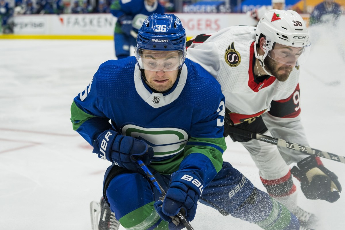WWYDW: Voting for the annual year-end Canuck awards