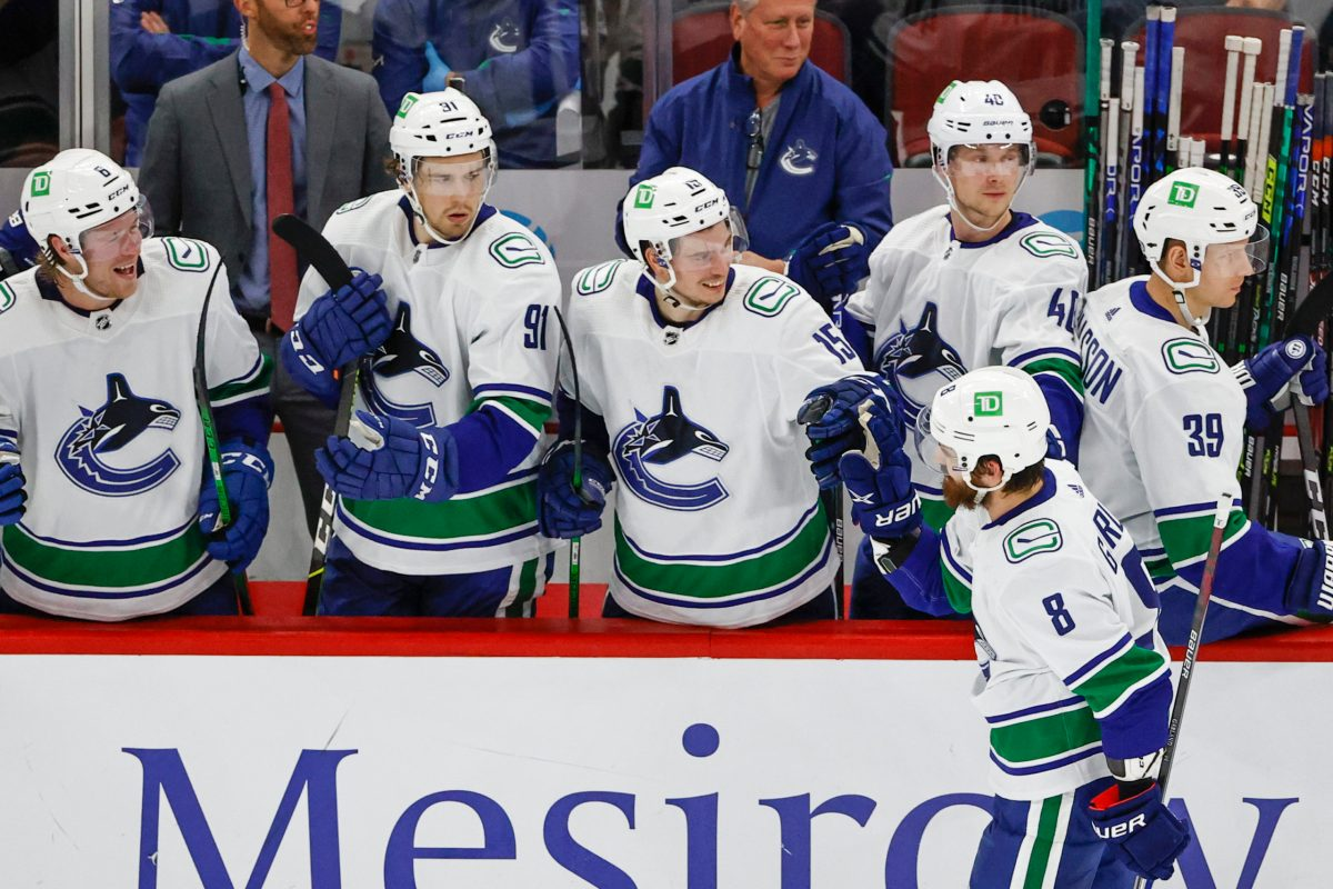 Five observations from the Vancouver Canucks' first five games