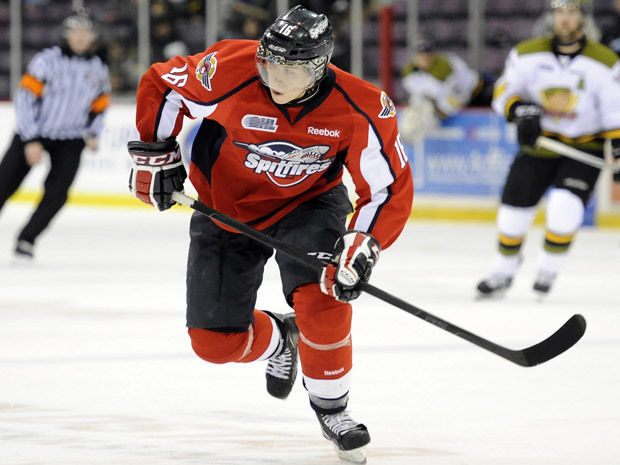 Will Kerby Rychel be available when the Canucks pick at no. 24 in the 2013 NHL Entry Draft?