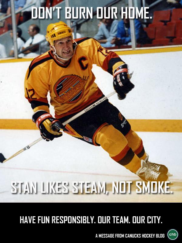 Stan Likes Steam