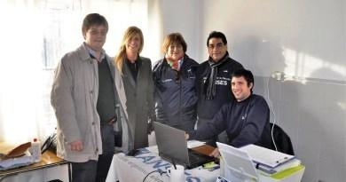 La intendenta Marisa Fassi participó de la inauguración de las oficinas de Anses en Uribelarrea partido de Cañuelas