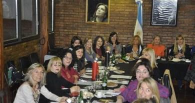 La intendenta municipal, Marisa Fassi, participó de un encuentro de trabajo en la sede nacional del Partido Justicialista junto a 40 representantes nacionales.