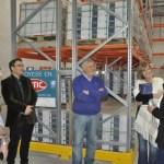 La intendenta Marisa Fassi acudió al Parque Industrial Cañuelas para visitar la nueva planta de Argengas Group SA, comercializadora de gases industriales, medicinales y especiales, equipos de soldadura, tecnología y seguridad industrial.