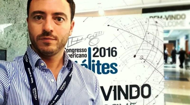 """Rodrigo de Loredo, Presidente de ARSAT, se refirió a los resultados obtenidos por la participación en el """"Congreso Latino-Americano Satélites 2016"""", que se realiza en Río de Janeiro."""