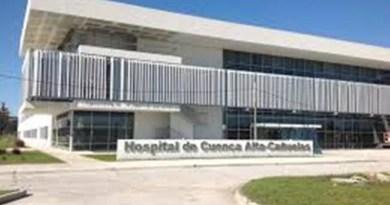El Hospital Regional de la Cuenca alta Matanza Riachuelo Néstor Kirchner construido en Cañuelas, listo para su funcionamiento en diciembre del 2015.