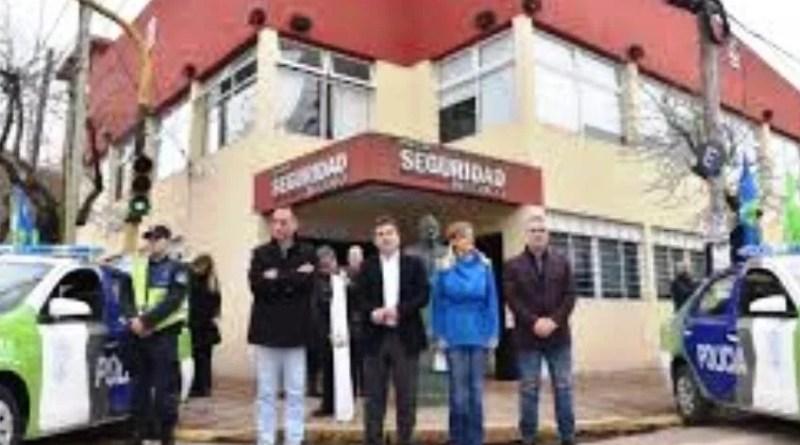 Cañuelas, entrega de Patrulleros por la Gobernación de la Provincia de Bs As