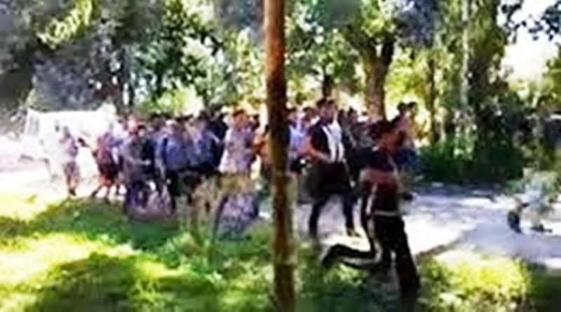 , Cañuelas, Batalla en el Barrio Libertad por usurpación de propiedad, 16/01/2019, Cañuelas Noticias - Noticias de Argentina