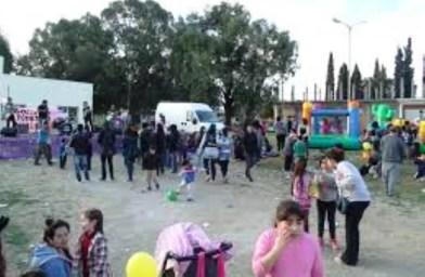 """Cañuelas, Día del Niño en el """"Barrio Libertad"""" se festeja este Sábado 24 de Agosto organización de la Sociedad de Fomento."""