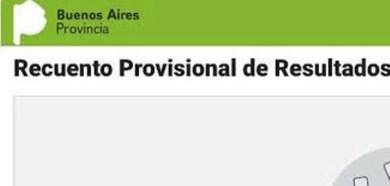 Resultados  en la Provincia de Buenos Aires,   Elecciones Primarias abiertas  Simultáneas y Obligatorias 2019