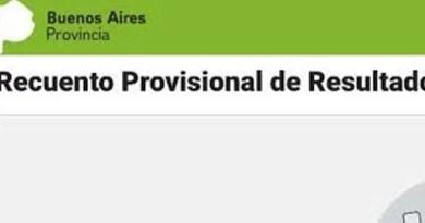 Resultados  en la Provincia de Buenos Aires,   Elecciones Primarias abiertas  Simultáneas y Obligatorias 2019, CNoticias - Cañuelas Noticias