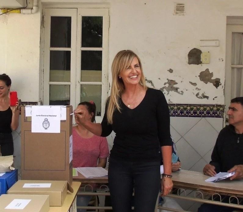 , Cañuelas el Intendente Municipal Gustavo Arrieta y Marisa Fassi dieron una conferencia de Prensa., Cañuelas Noticias - Noticias de Argentina