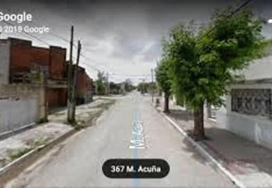 Cañuelas, asaltaron a Peteto Caeiro en su vivienda por la noche del viernes 20.