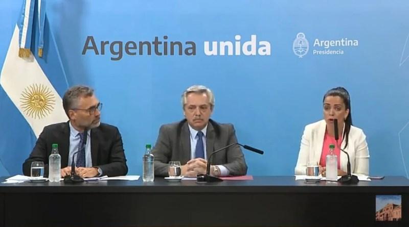 , El Presidente de la Nación Alberto Fernández anunció un aumento para los Jubilados., Cañuelas Noticias-CNoticias de Argentina
