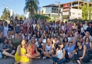 Pilar, más de 120 mujer Renovadoras se reunieron, Ayelen Rasquetti por Cañuelas.
