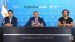Argentina Alerta Coronavirus COVID-19 el Presidente Alberto Fernández anunció la extensión de la cuarentena hasta el final de Semana Santa.
