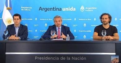 , Argentina Alerta Coronavirus COVID-19 el Presidente Alberto Fernández anunció la extensión de la cuarentena hasta el final de Semana Santa., Cañuelas Noticias - Noticias de Argentina