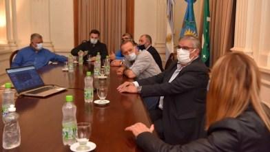 Ministerio de Seguridad de la Provincia de Buenos Aires Berni visitó Bragado