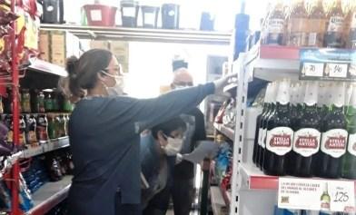 Cañuelas.  se intensifica el control de precios en el distrito en los supermercados y comercios