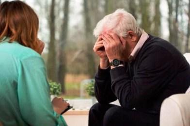 Cañuelas, Atención psicológica telefónica para adultos mayores.