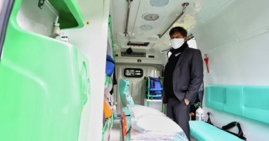 , La Gobernación de la Provincia de Bs. As. La Región Sanitaria XI cuenta condos nuevas ambulancias del sistema «SIES», Cañuelas Noticias - Noticias de Argentina