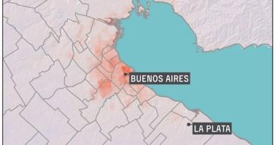 , Greenpeace, Los efectos en al aire según se flexibiliza la cuarentena, Cañuelas Noticias - Noticias de Argentina
