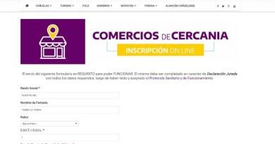 , Cañuelas Inscripción para funcionamiento de comercios de cercanía por COVID-19., Cañuelas Noticias - Noticias de Argentina