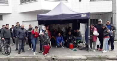 , CTA Matanza: Urgente desalojo en la puerta de La NIRVA, Cañuelas Noticias-CNoticias de Argentina