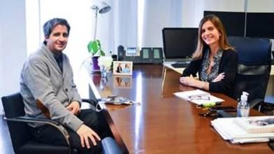 Anses Fernanda Raverta y Lisandro Cleri coincidieron en la Importancia de estar más cerca de la gente.
