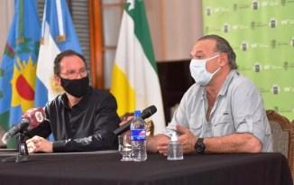 """Carlos Casares Berni destacó el """"gran trabajo articulado del sistema de salud y las diferentes mesas de crisis"""" ante la pandemia por el COVID-19"""