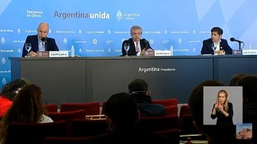 """COVID-19 - El  presidente Alberto Fernández desde Olivos"""" se extiende la Cuarentena al 28 de junio 2020 en Argentina."""