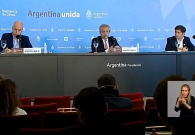 """COVID-19 – El  presidente Alberto Fernández desde Olivos"""" se extiende la Cuarentena al 28 de junio 2020 en Argentina."""
