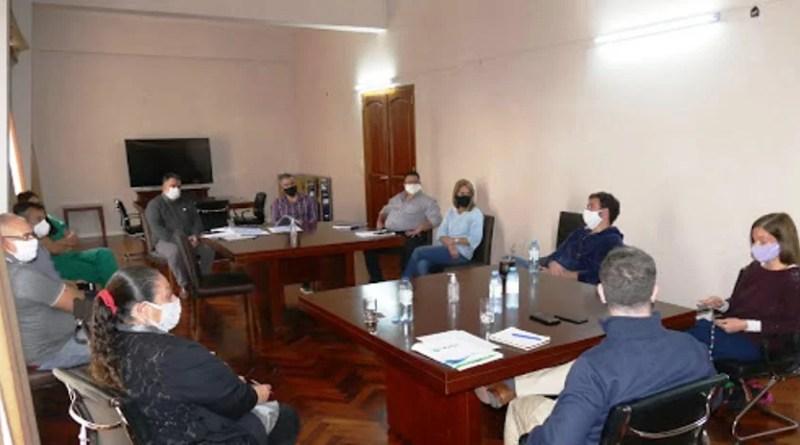 , Cañuelas COVID-19 Reunión de la Comisión de Salud, Cañuelas Noticias-CNoticias de Argentina