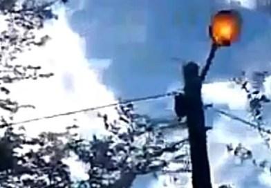Ver «Cañuelas Edesur en  Vicente Casares hay usuarios sin energía eléctrica por la Escuela 17.» en YouTube