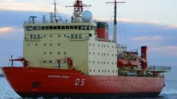 ARSAT trabaja con el Ejército argentino para comunicar sus bases antárticas